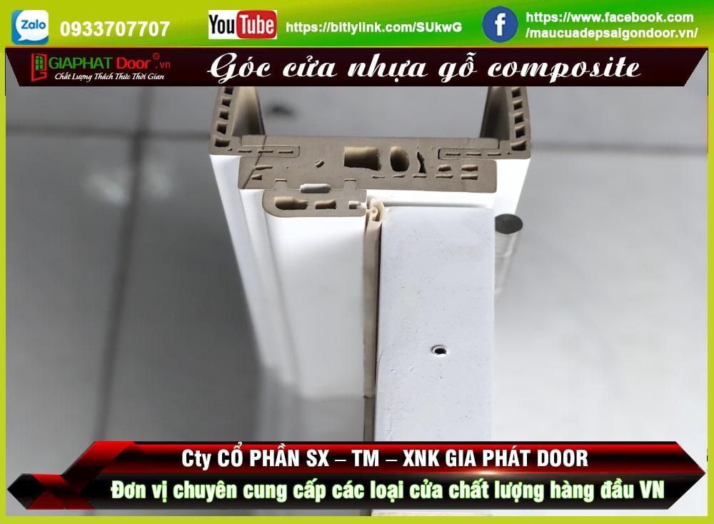 Cửa Nhựa Gỗ Composite GPD 11