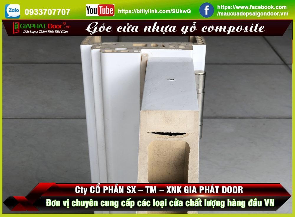 Cửa Nhựa Gỗ Composite GPD KOS 110-K533