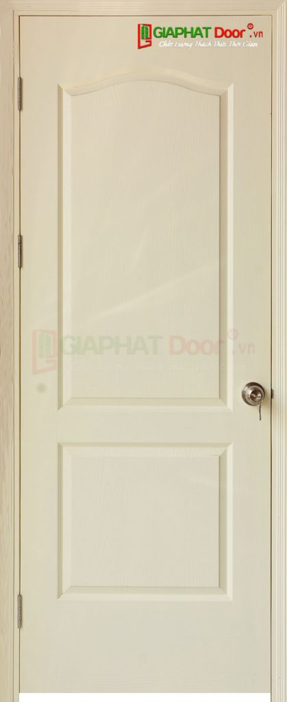 Cửa Gỗ Giá Rẻ HDF 2A-C2 (2)