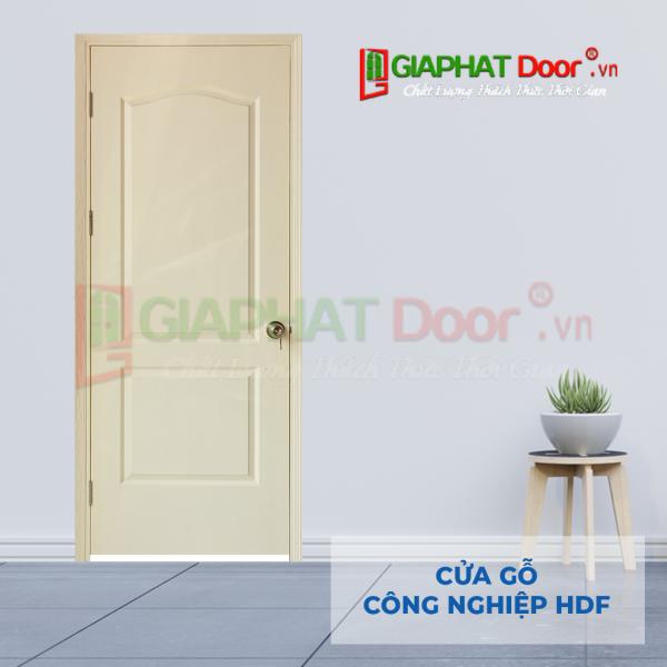 Cửa Gỗ Công Nghiệp HDF 2A-C2 (2)