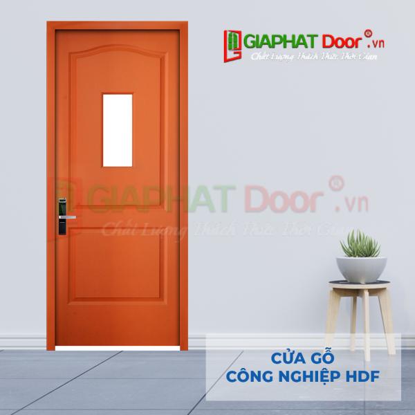 Cửa Gỗ Công Nghiệp HDF 2G1-C9