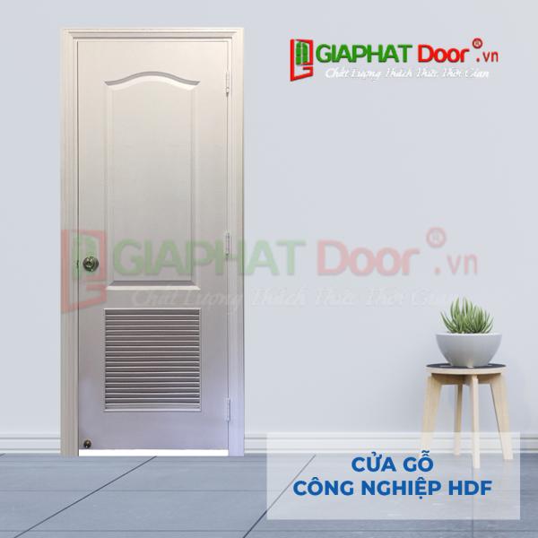 Cửa Gỗ Công Nghiệp HDF 2L-C1Cửa Gỗ Công Nghiệp HDF 2L-C1