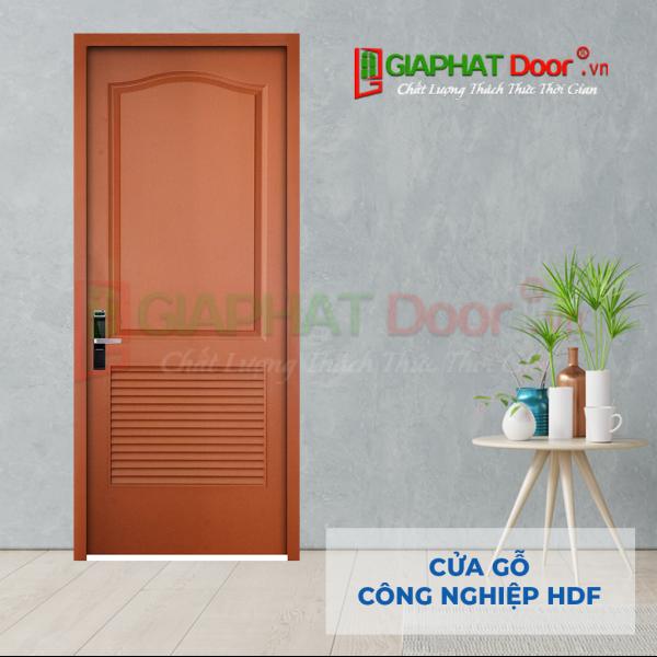 Cửa Gỗ Công Nghiệp HDF 2L-C10
