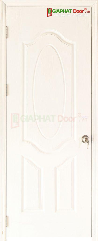 Cửa Gỗ Giá Rẻ HDF 3A-C1 (1)