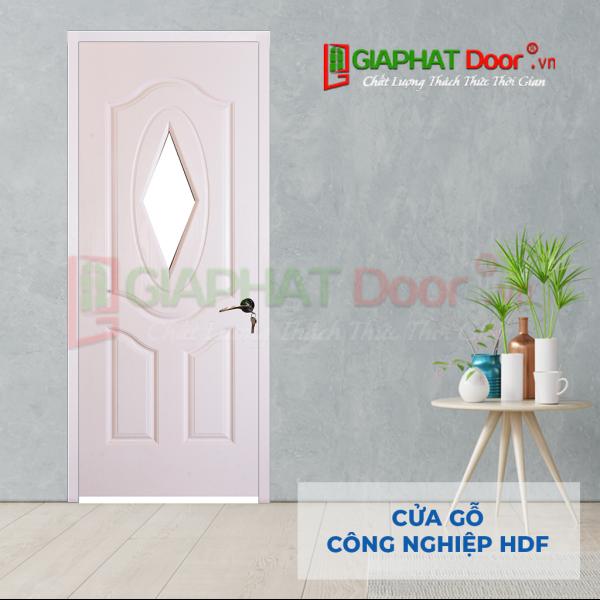 Cửa Gỗ Công Nghiệp HDF 3GL-C4 (4)