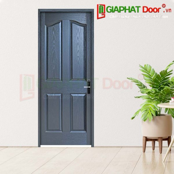 Cửa Gỗ Giá Rẻ HDF 4A-C14 (2)