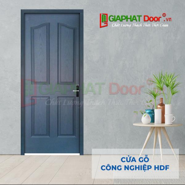 Cửa Gỗ Công Nghiệp HDF 4A-C14 (4)