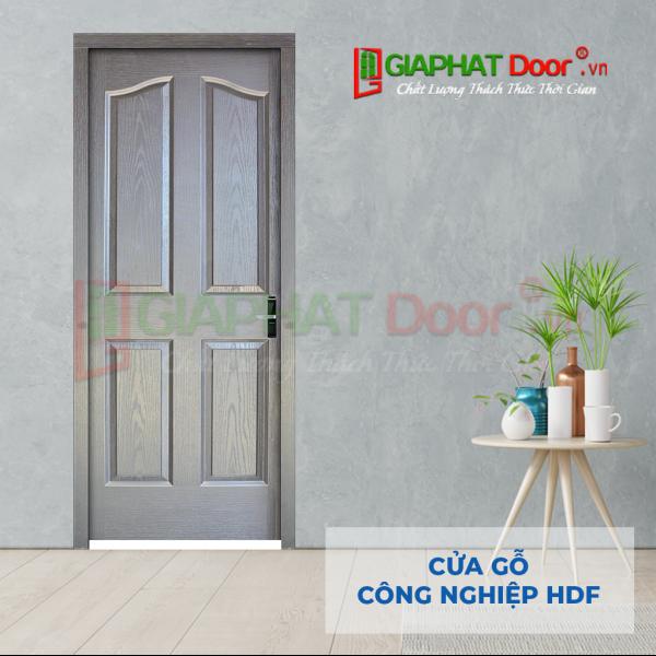 Cửa Gỗ Công Nghiệp HDF 4A-C14 (5)