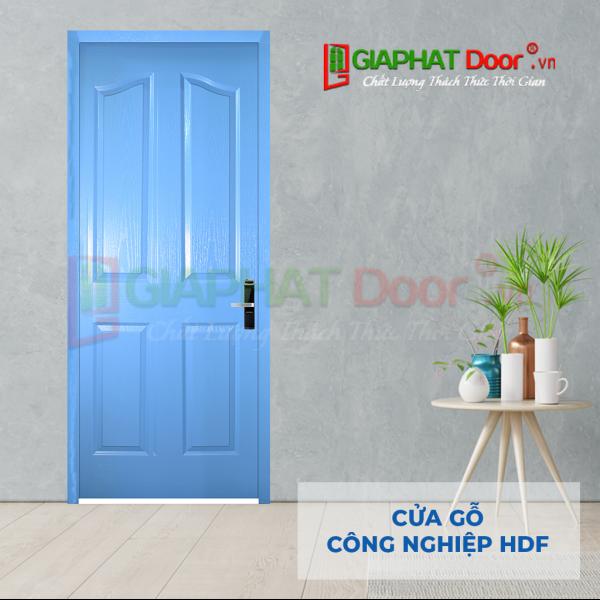 Cửa Gỗ Công Nghiệp HDF 4A-C7 (2)