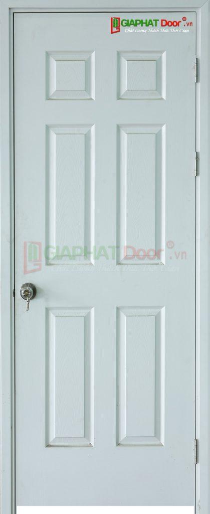 Cửa Gỗ Công Nghiệp HDF 6A-C1 (2)