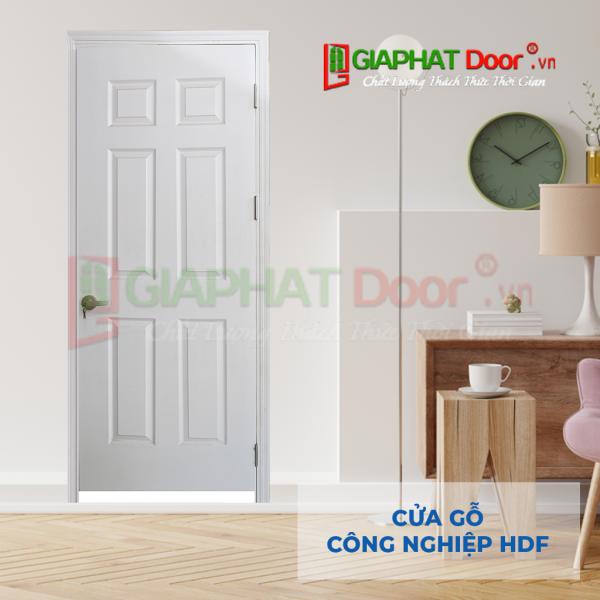 Cửa Gỗ Công Nghiệp HDF 6A-C1 (3)