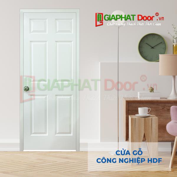 Cửa Gỗ Công Nghiệp HDF 6A-C1 (4)