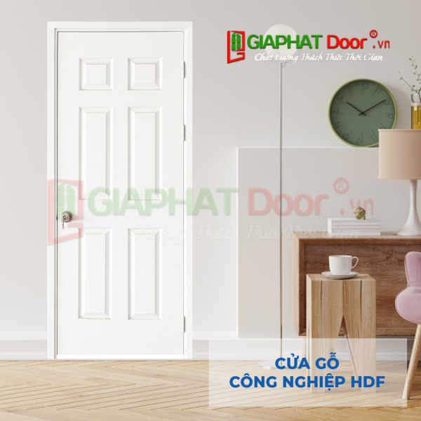 Cửa Gỗ Công Nghiệp HDF 6A-C1 (5)
