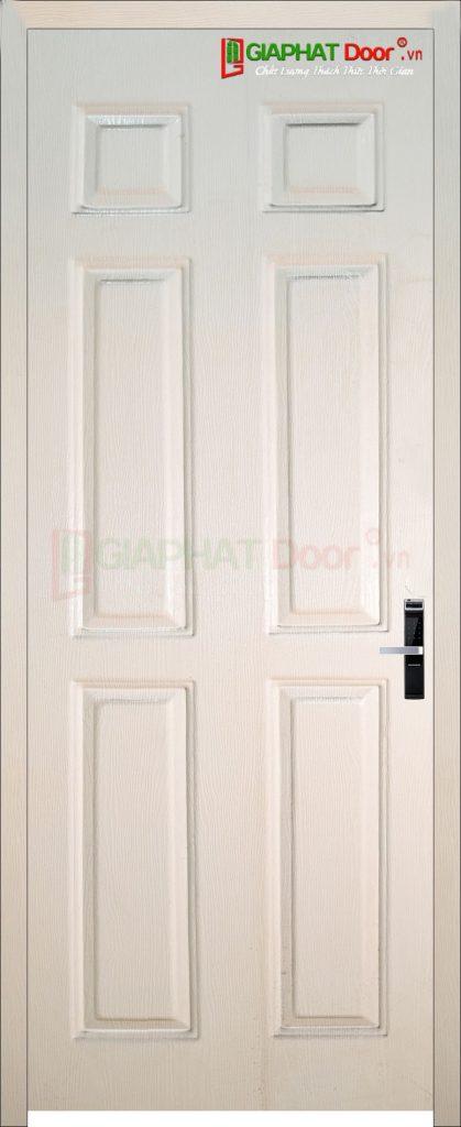 Cửa Gỗ Giá Rẻ HDF 6A-C1 (6)