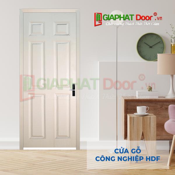 Cửa Gỗ Công Nghiệp HDF 6A-C1 (6)