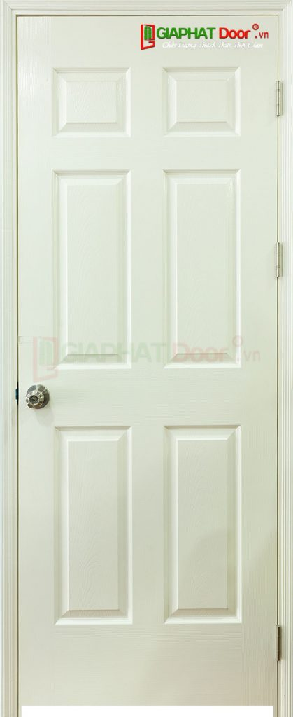 Cửa Gỗ Giá Rẻ HDF 6A-C1 (7)