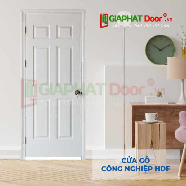 Cửa Gỗ Công Nghiệp HDF 6A-C1 (8)
