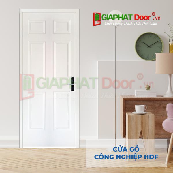 Cửa Gỗ Công Nghiệp HDF 6A-C1 (9)