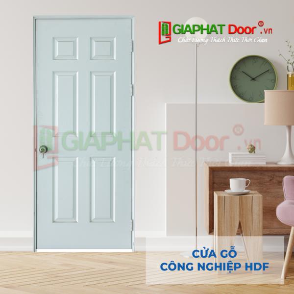 Cửa Gỗ Công Nghiệp HDF 6A-C1
