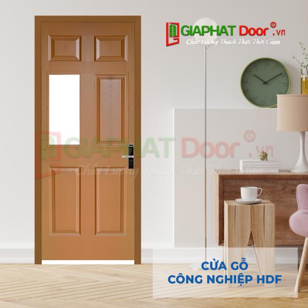 Cửa Gỗ Công Nghiệp HDF 6AG1-8