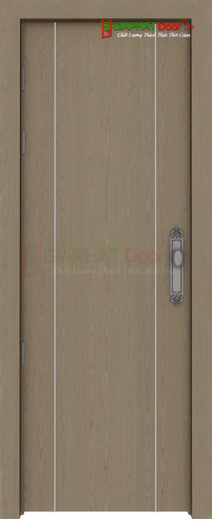 Cửa gỗ công nghiệp MDF Laminate P1R2a