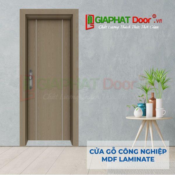 Cửa gỗ công nghiệp MDF Laminate P1R2as