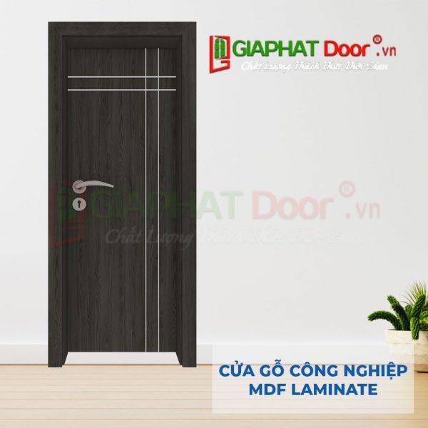 Cửa gỗ công nghiệp MDF Laminate P1R4s