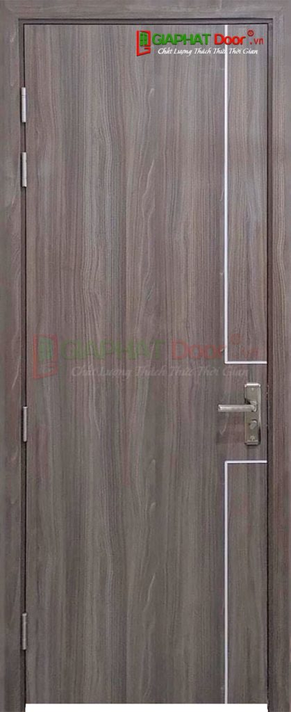 Cửa gỗ công nghiệp MDF Melamine P1R2b