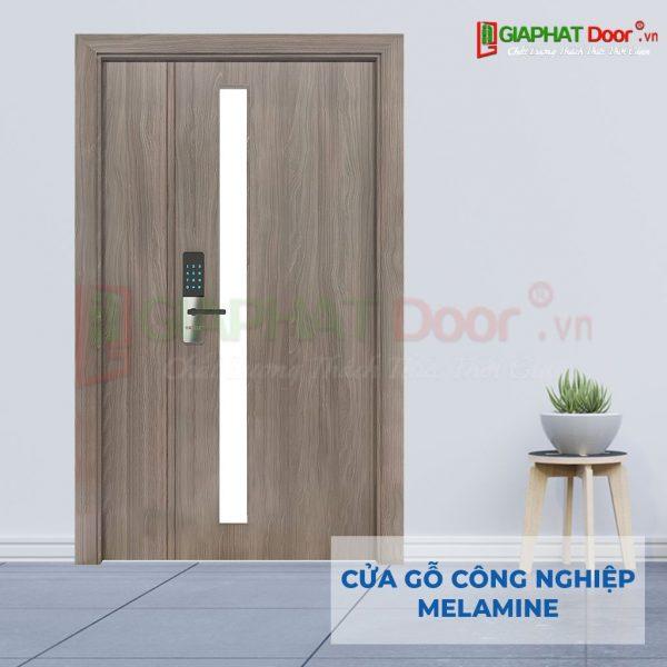 Cửa gỗ công nghiệp MDF Melamine 2P1G11