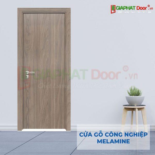 Cửa gỗ công nghiệp MDF Melamine P1-6