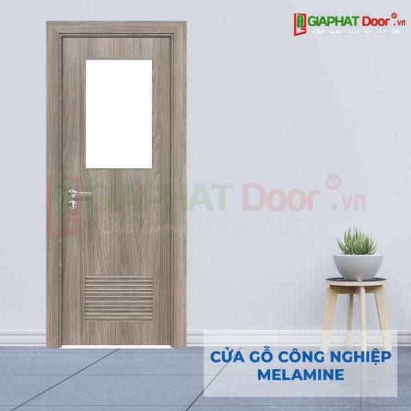 Cửa gỗ công nghiệp MDF Melamine P1GL