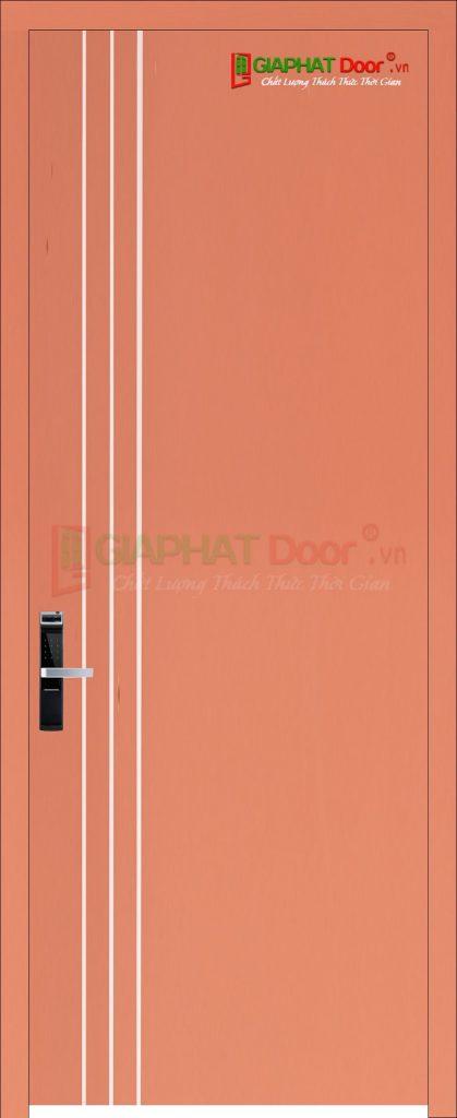 Cửa Gỗ Cao Cấp Khách Sạn HDF P1R3-C10