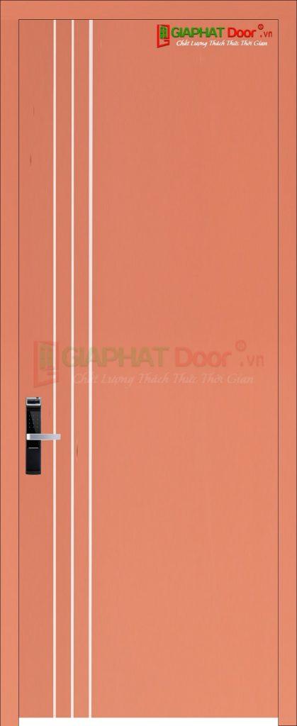 Cửa Gỗ Công Nghiệp HDF P1R3-C10