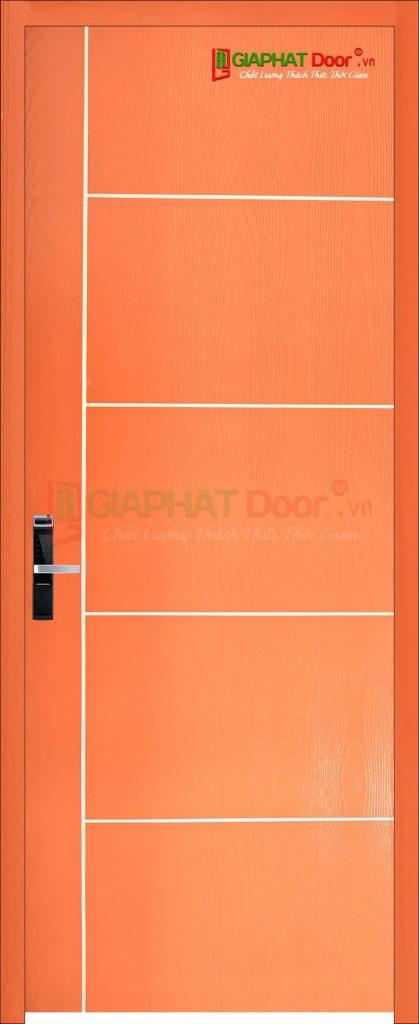 Cửa Gỗ Cao Cấp Khách Sạn HDF P1R5-C9