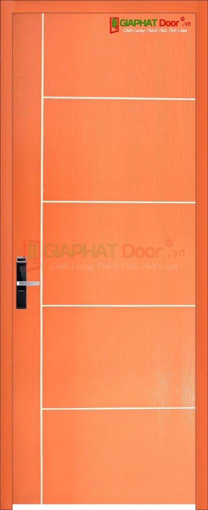 Cửa Gỗ Công Nghiệp HDF P1R5-C9