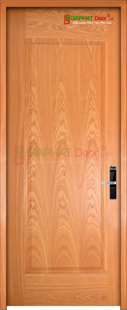Cửa Gỗ Cao Cấp Khách Sạn HDF Veneer 1B oak soi