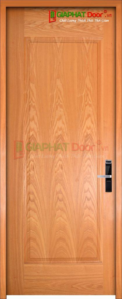 Cửa Gỗ Công Nghiệp HDF Veneer 1B oak soi