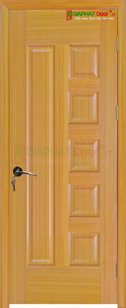 Cửa gỗ cao cấp HDF Veneer 6B-sapele (7)