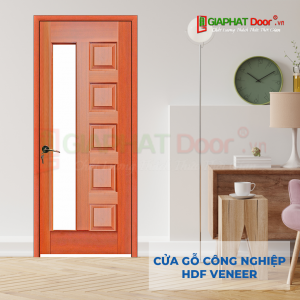 Cửa Gỗ Công Nghiệp HDF Veneer 6GL-cam xe (6)