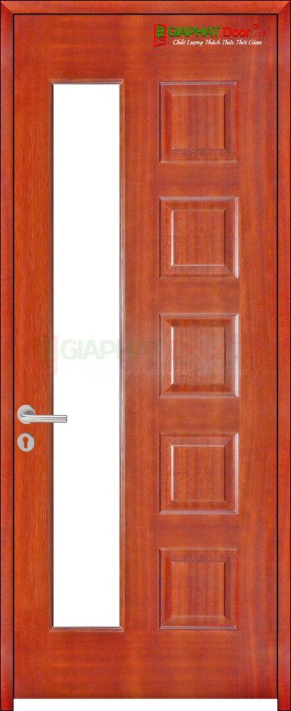 Cửa gỗ cao cấp HDF Veneer 6GL-cam xe (8)