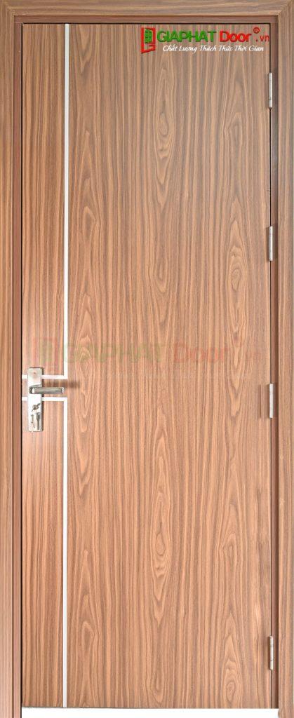 Cửa gỗ công nghiệp MDF Laminate P1R1