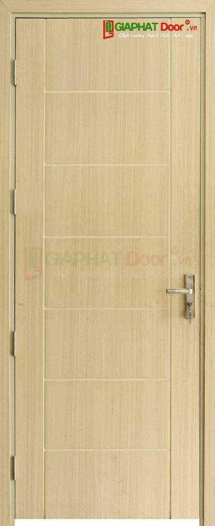 Cửa gỗ công nghiệp MDF Laminate P1R8