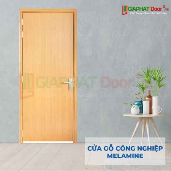 Cửa gỗ công nghiệp MDF Melamine P12