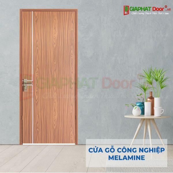 Cửa gỗ công nghiệp MDF Melamine P1R11