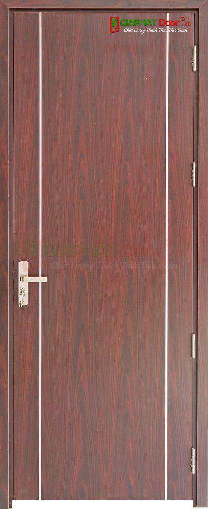 Cửa gỗ cao cấp MDF Melamine P1R2-1