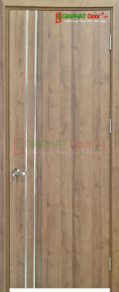 Cửa gỗ công nghiệp MDF Melamine P1R2-2