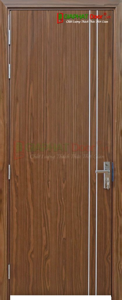Cửa gỗ công nghiệp MDF Melamine P1R2-3