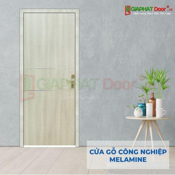 Cửa gỗ công nghiệp MDF Melamine P1R2n