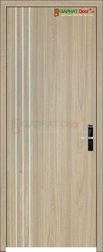 Cửa gỗ cao cấp MDF Melamine P1R3 2302