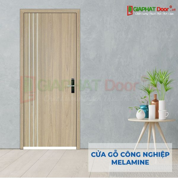 Cửa gỗ công nghiệp MDF Melamine P1R3 2302